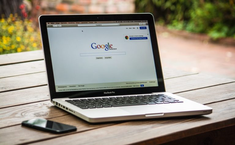 a website that stands out on google search engine